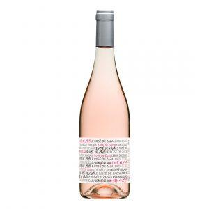 Cuvée le rosé de Zaza - Côtes du Rhône - Domaine Bosquet des Papes